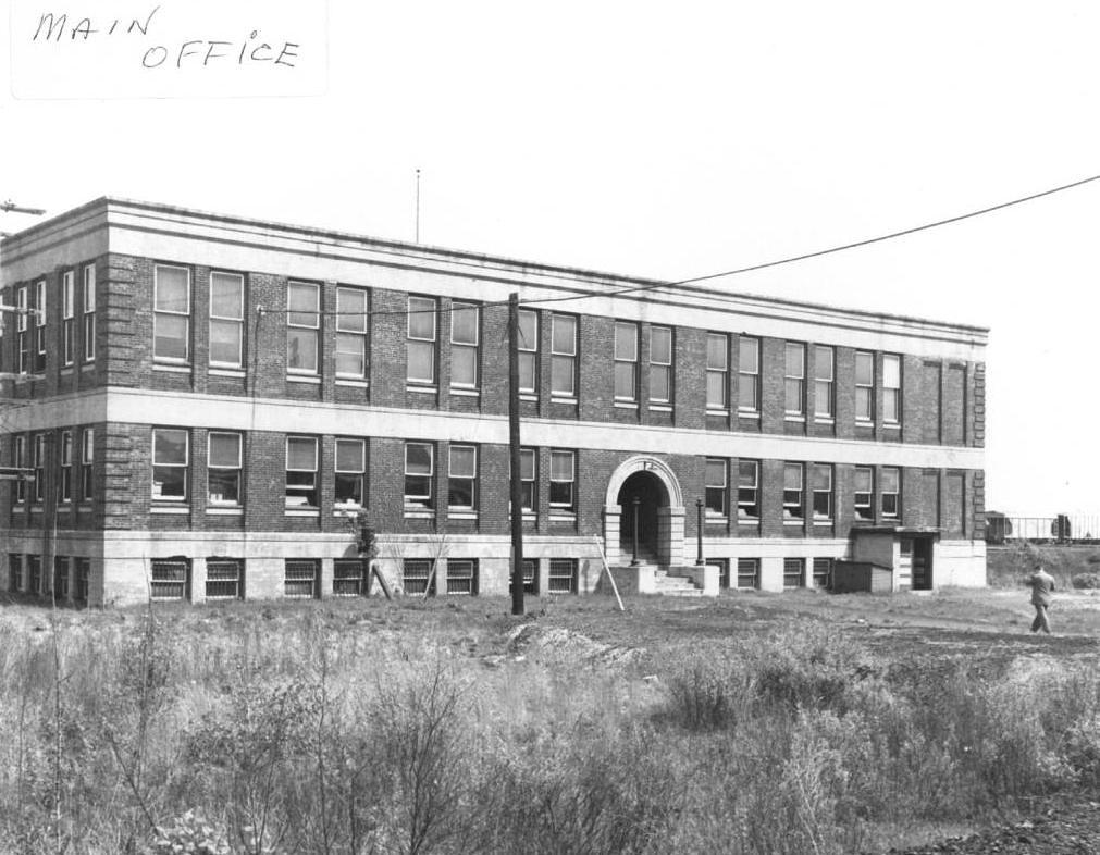 Maybrook Yard Office   by jeffs4653 Maybrook Yard Office   by jeffs4653