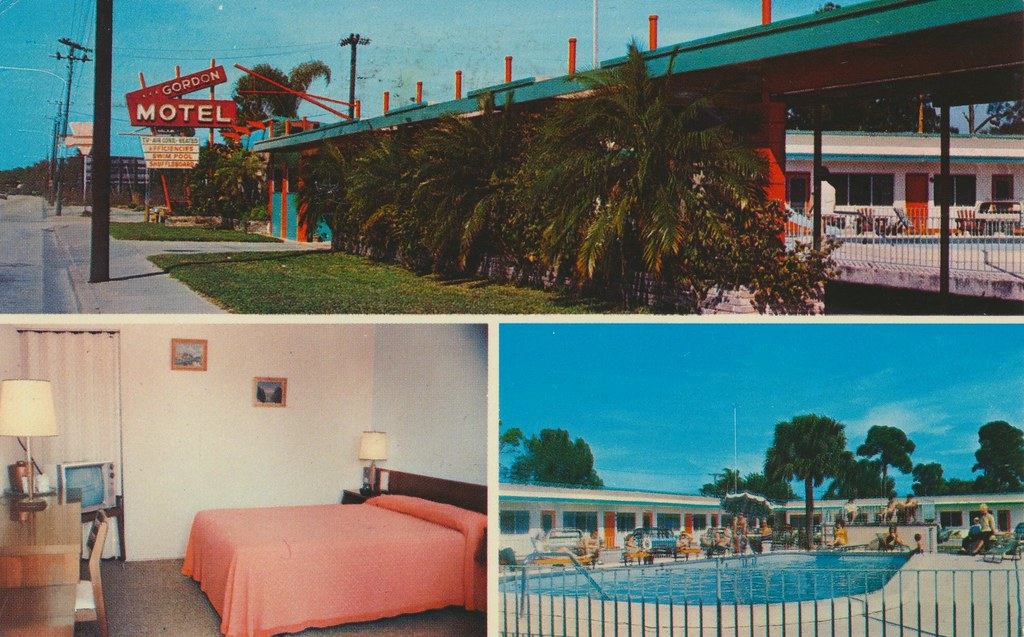 Gordon Motel - Vero Beach, Florida