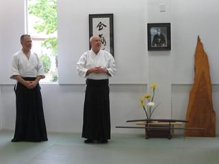 2016 Aikido Seminar with Frank Doran