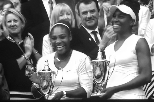 Wimbledon. Williams Sisters. Wow. | by Madison Guy