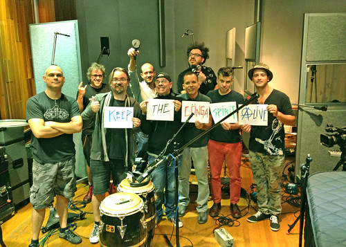 Los Amigos Invisibles... New Album will Keep the Conga Spirit ALIVE!