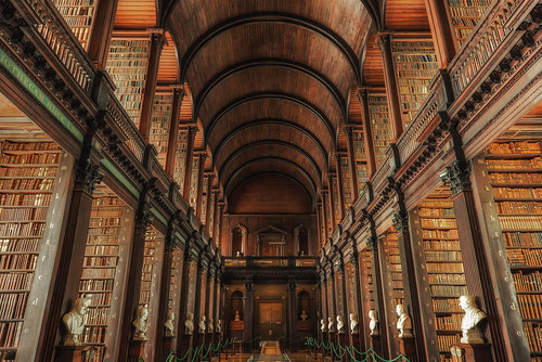 Trinity College Library | by Juergen Jauth