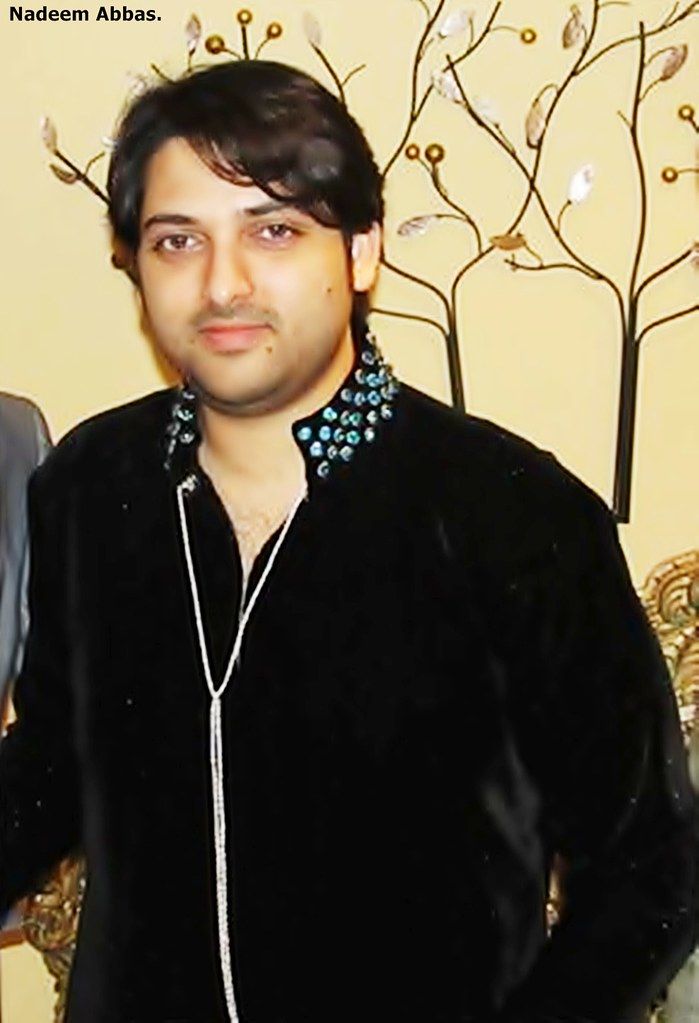 Nadeem abbas lonewala Singer Official Contact Website for Booking ...