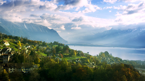 Lake Geneva | by kBandara
