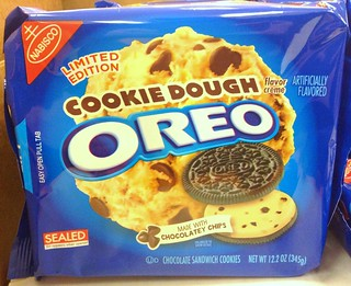 Oreo Chocolate Chip Cookie Dough Filled Special Edition at Target | by JeepersMedia