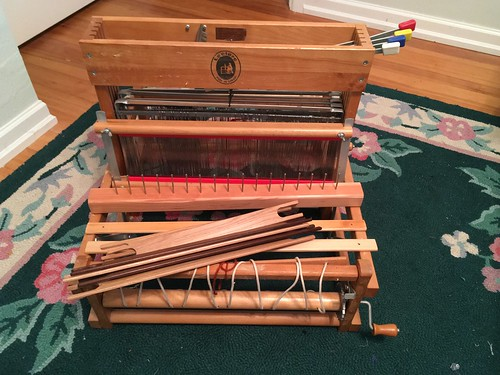 Restored Leclerc Dorothy table loom