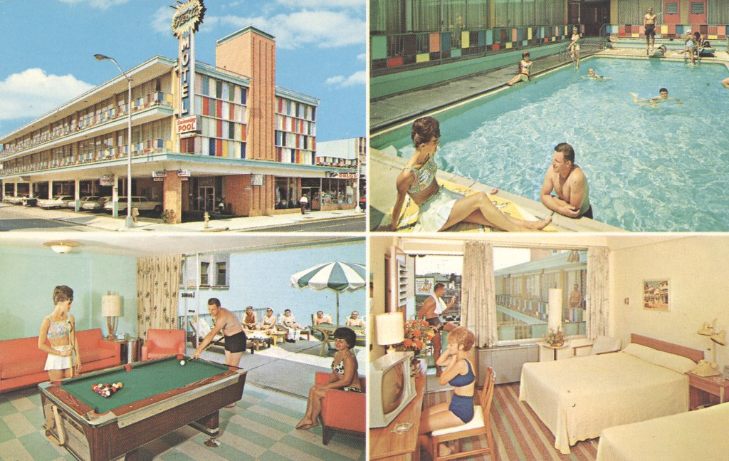 Fiesta Motel - Atlantic City, New Jersey