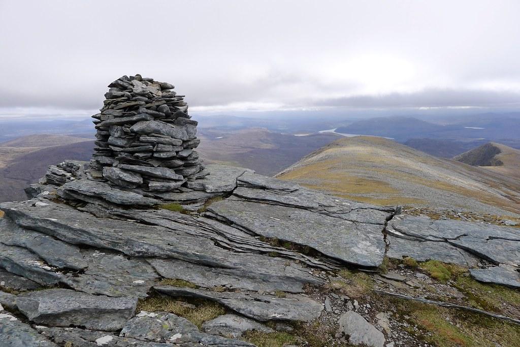 Summit of An Coileachan