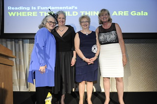 Reading Is Fundamental's WHERE THE WILD THINGS ARE Gala 2013 | by Reading Is Fundamental