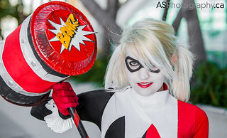 Harley Quinn at Comic-Con SDCC 2013 | by andreas_schneider