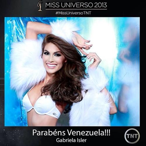 Venezuela é a nova Miss Universo! #MissUniversoTNT! | by Sebástian ...