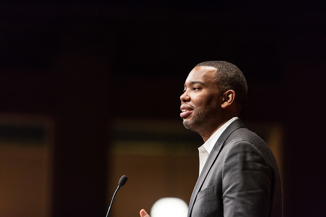 """A deeper black: Race in America"" with Ta-Nehisi Coates"