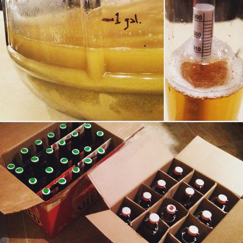 Summerclone bottling day