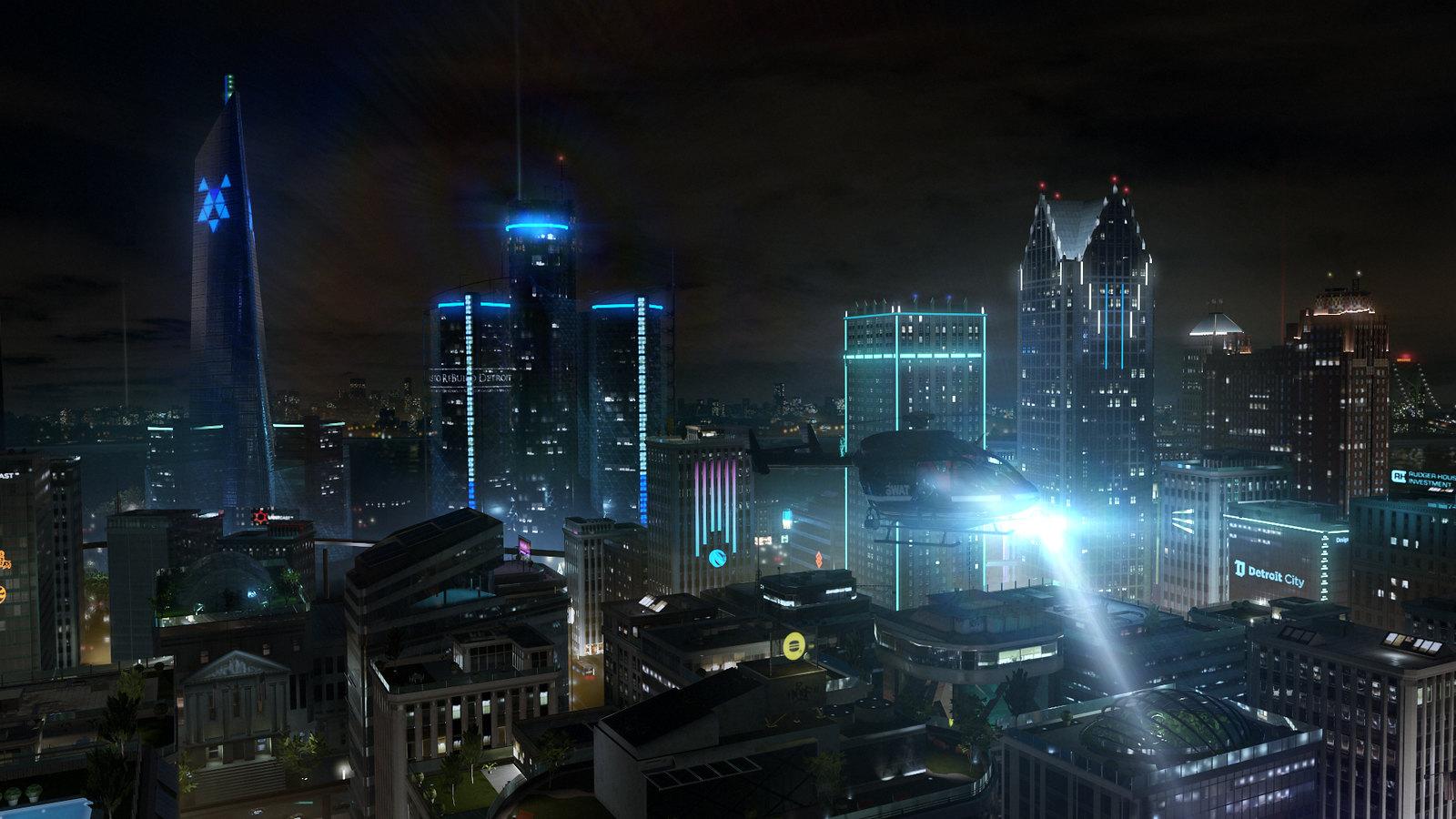 Detroit: Become Human E3 2016 Trailer 2