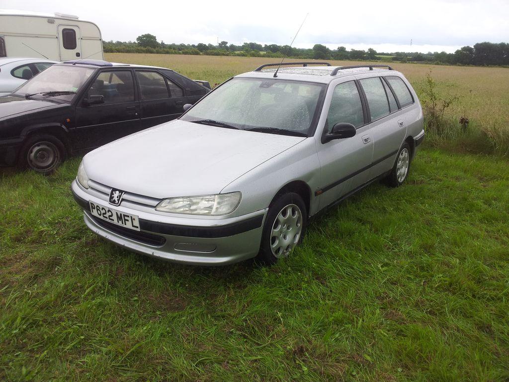 ... 1997 Peugeot 406 2.1TD LX estate | by quicksilver coaches