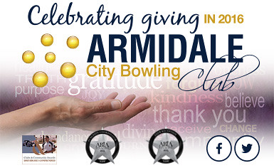 Armidale City Bowling club logo