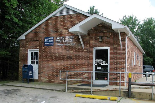 Thornburg, VA post office | by PMCC Post Office Photos