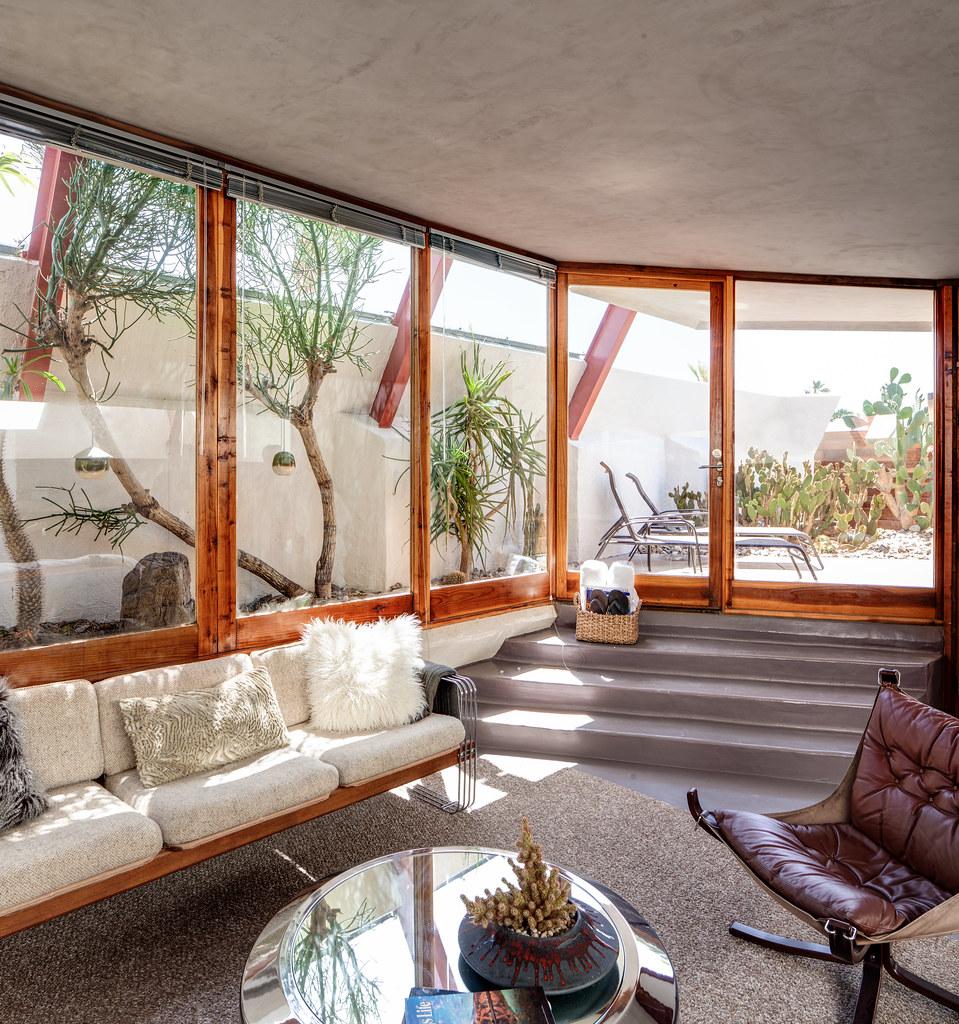 Desert Hot Springs Motel (aka Hotel Lautner) | Architect: Jo\u2026 | Flickr