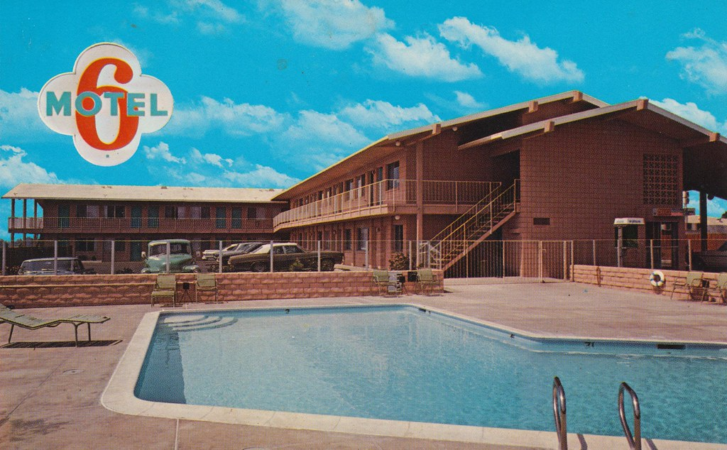 Motel 6 - Ontario, California