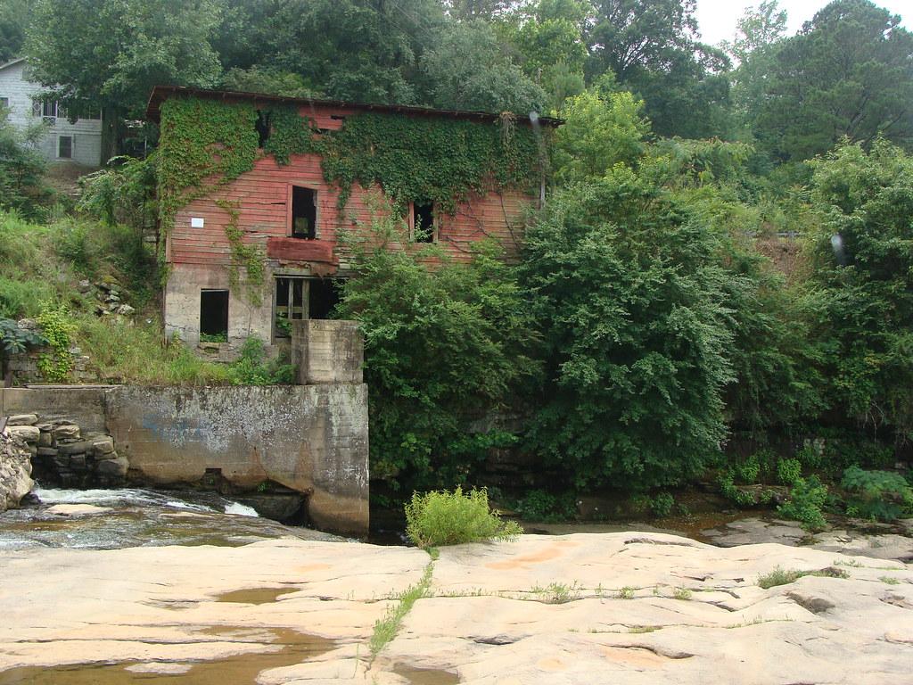 Colormaster albertville al -  Old Red Mill Albertville Al By Bamaboy1941