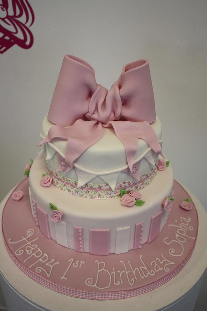 BABY GIRL CAKES wwwcakechestercouk Flickr