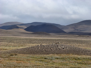 023 Stop vlak voor Möðrudalur