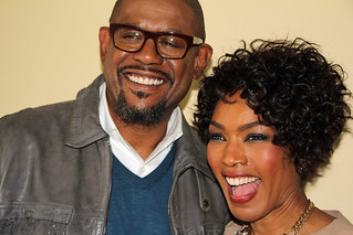 Forest Whitaker & Angela Bassett | by Explorations Media, LLC