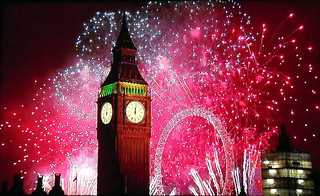 New Year's Eve, London 2013 | by just1snap