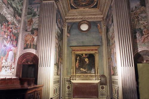 Img 1648ab Florence Palais Medici Riccardi Chapelle Des