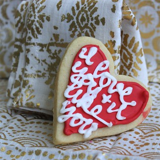 Galentine's Day Cookies | by chelseaemeliekelly