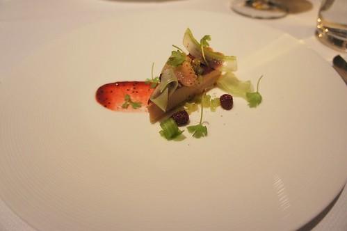 Tart of Foie Gras