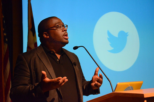 Story Lab with Twitter's Mark Luckie | by NASA Goddard Photo and Video