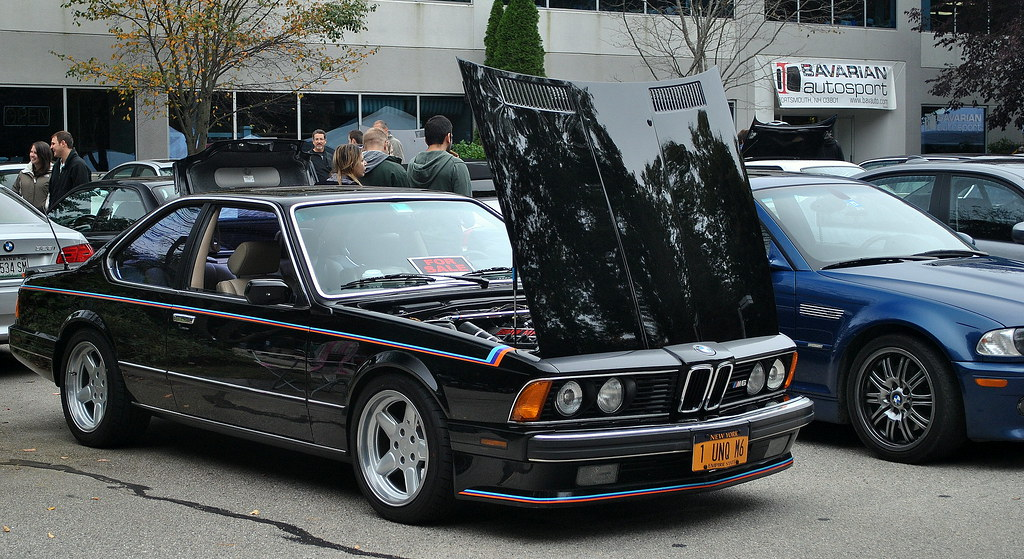 bmw e24 M6  on AC Schnitzer type 2 racing rims  Andrew Waddell