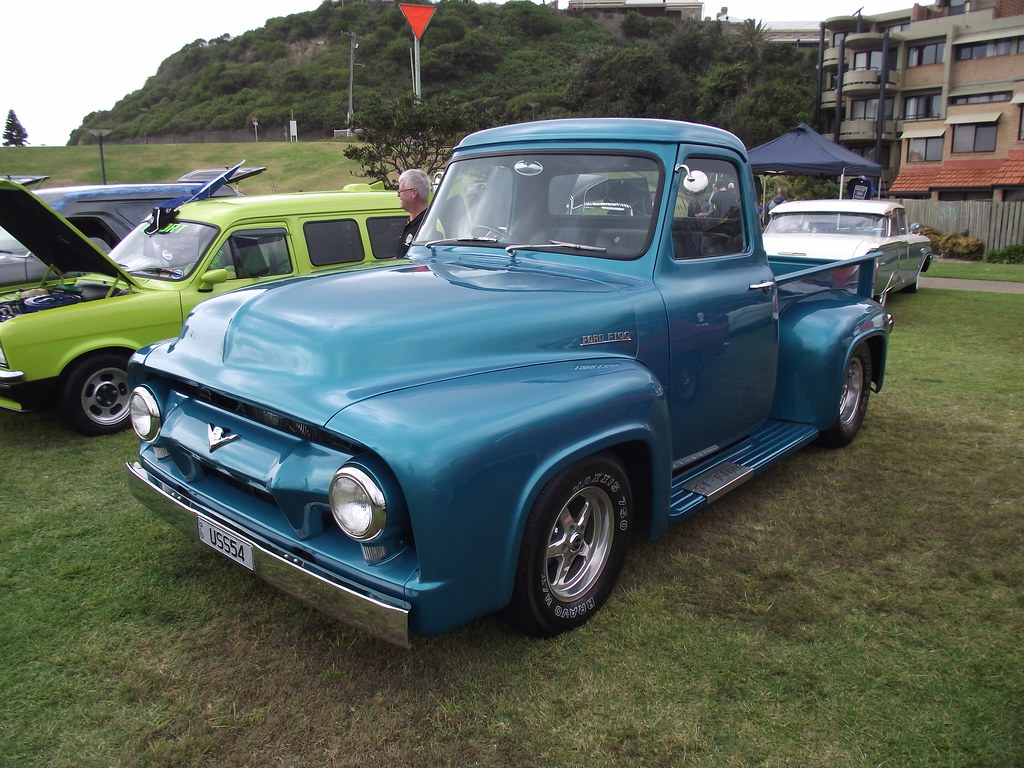 1954 Ford F100 Custom This Is A That Flickr By Five Starr Photos Aussiefordadverts
