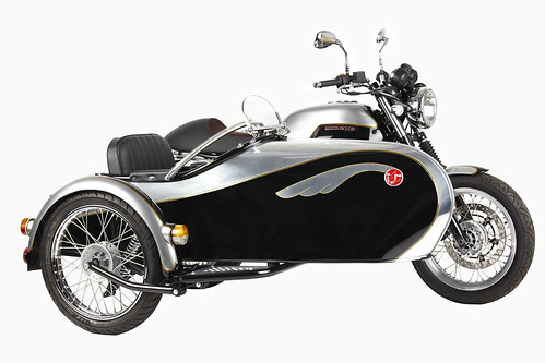 side car aiglon moto guzzi v7 cs concept h ritage import flickr. Black Bedroom Furniture Sets. Home Design Ideas