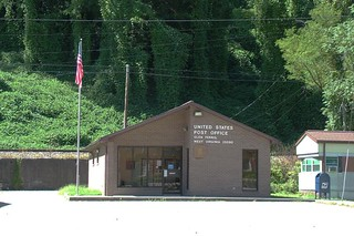 Glen Ferris, WV post office | by PMCC Post Office Photos
