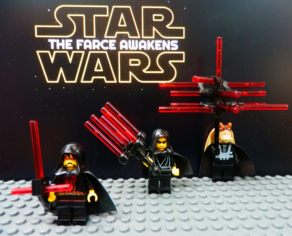 lego star wars vii the farce awakens the evolution of flickr