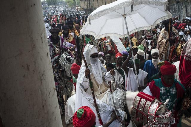Kano celebra el Durbar Festival