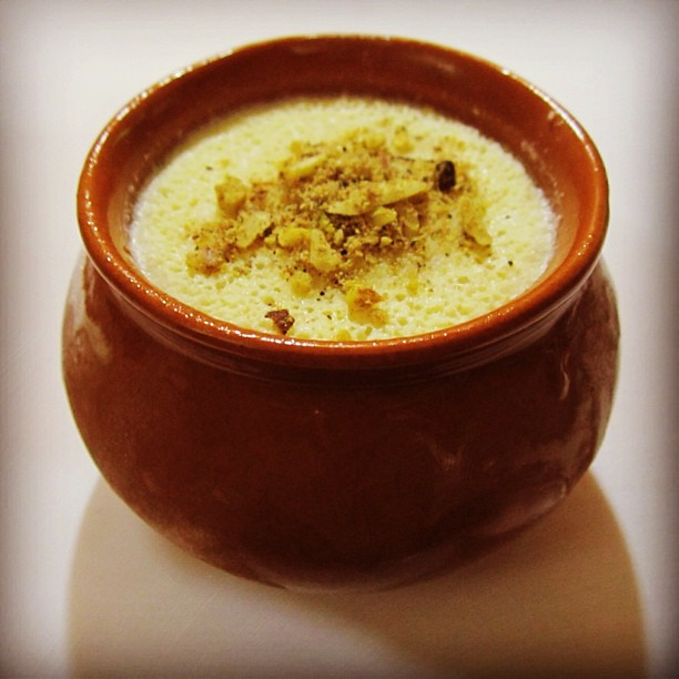 Matka Kulfi – A delicious Indian Icecream