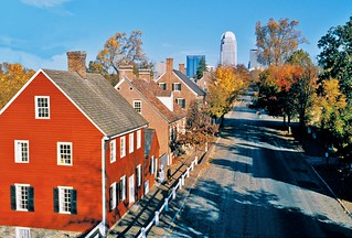 Old Salem in the Fall | by VisitWS