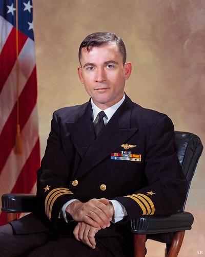 Lt. Commander John Young | James Vaughan | Flickr