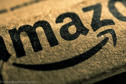 Amazon Packaging | by Nic Taylor Photography