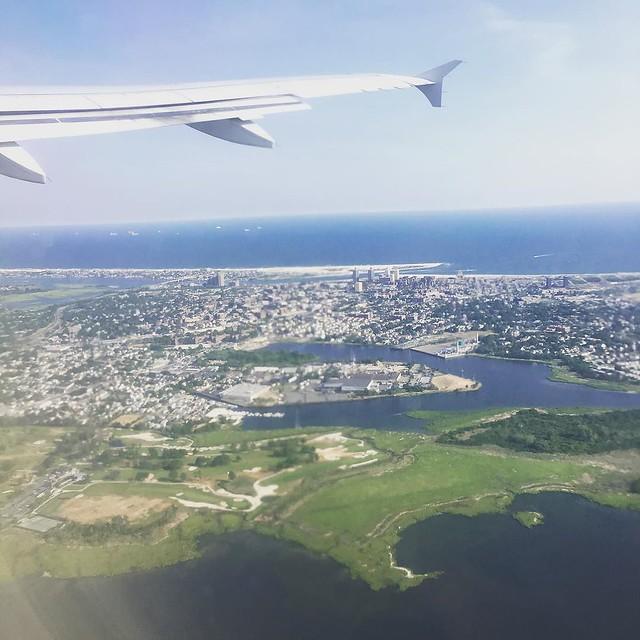 Next stop, San Diego. 🌴