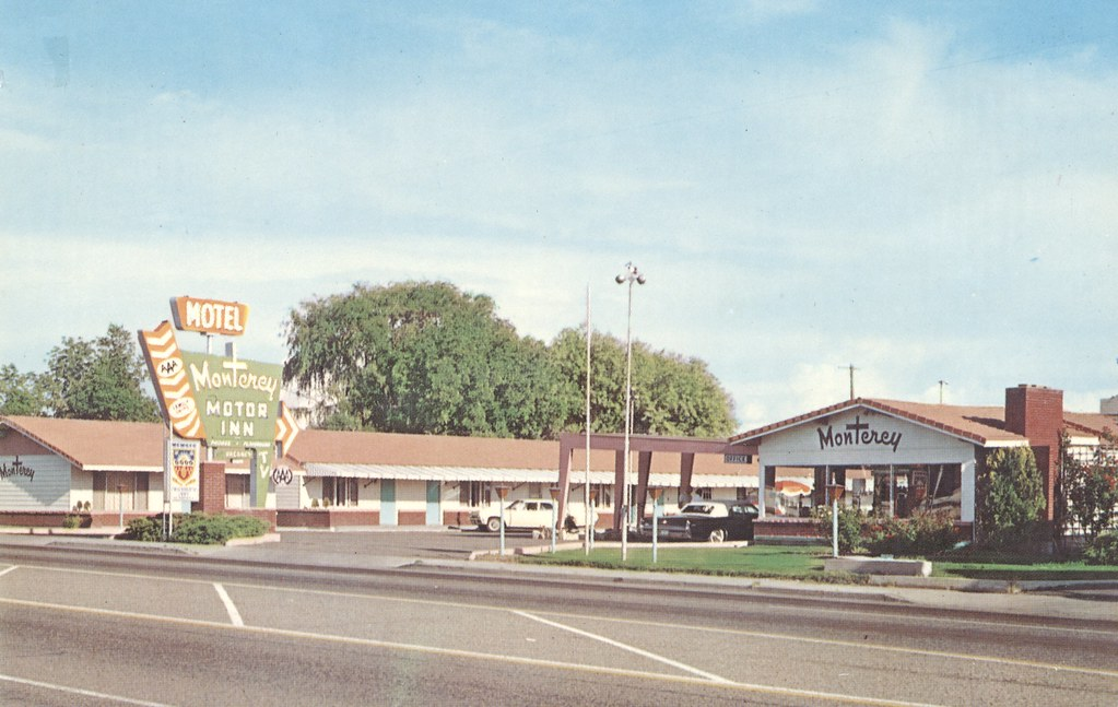 Monterey Motor Inn - Twin Falls, Idaho