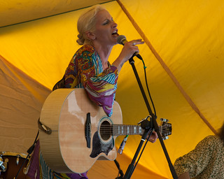 Glastonbury 2013 - Anthea Neads And Andy Prince | by Litost.