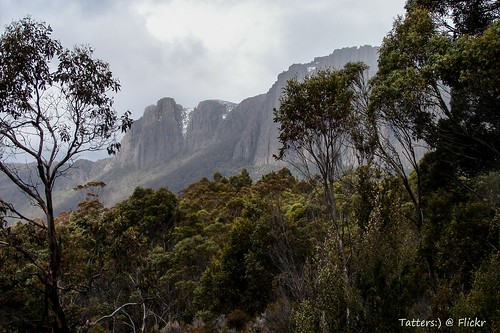 Cathedral mountain. Overland track Tasmania Day4 | by Tatters ❀