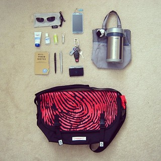 125/365 - What's In My Bag: Average Workday Edition #project365 | by brinstar