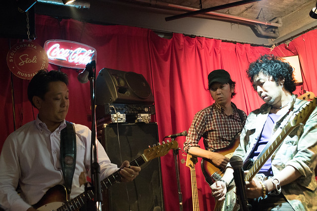 T.G.I.F. Blues Session at Terraplane, Tokyo, 10 Jun 2016 -00171