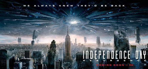 Independence Day - Resurgence - Poster 14
