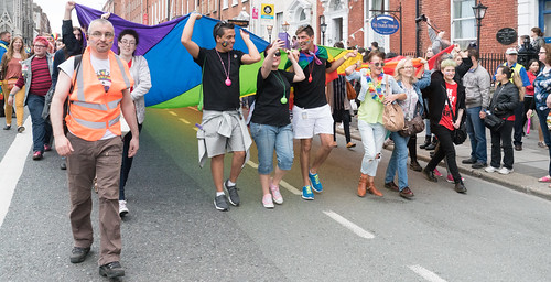 PRIDE PARADE AND FESTIVAL [DUBLIN 2016]-118061 | by infomatique